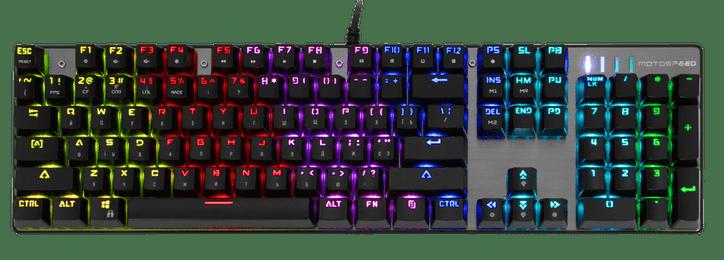 Рейтинг игровых моделей механических клавиатур 2020 года