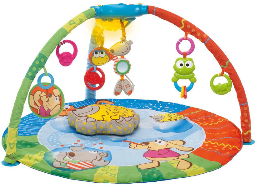 CHICCO-BUBBLE-GYM