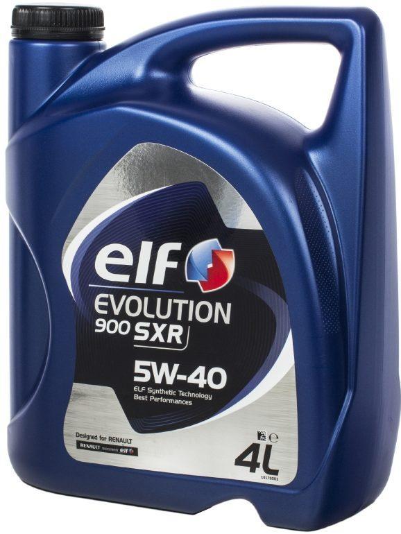 ELF Evolution 900 SXR 5W-40
