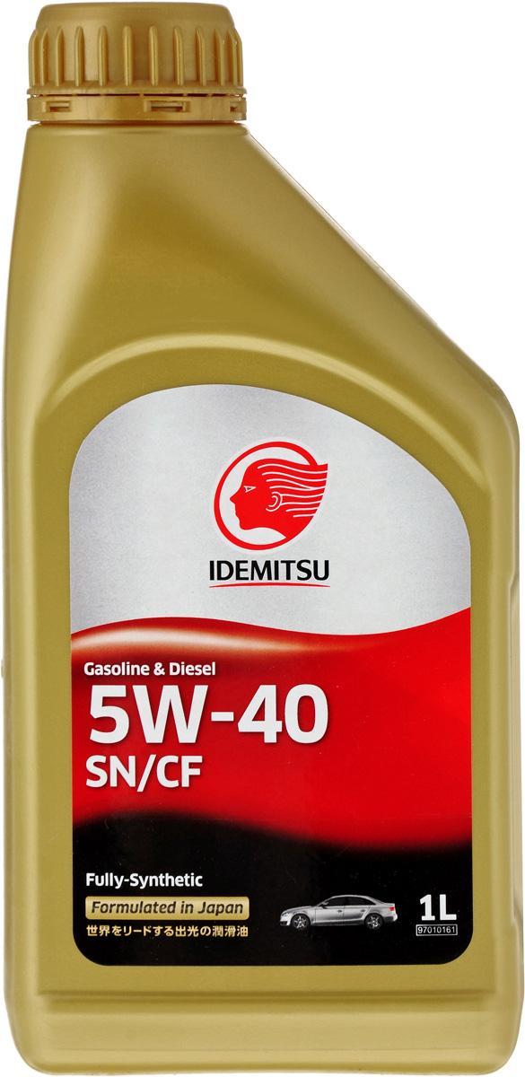 IDEMITSU 5W-40