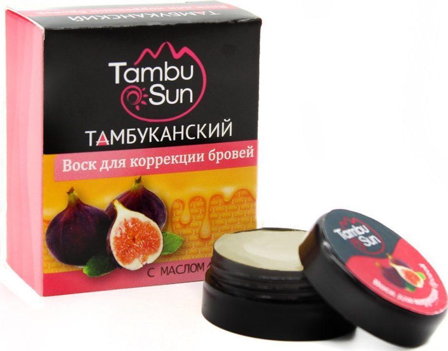 Tambu-Sun воск для бровей от TambuSun