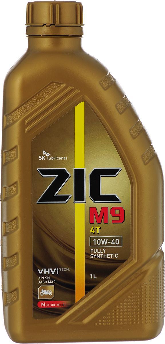 ZIC M9 4T 10W-40