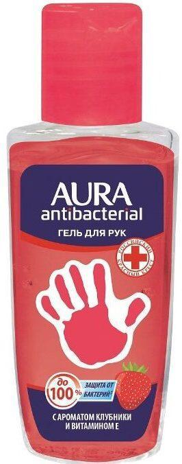 Aura «Antibacterial Клубника»