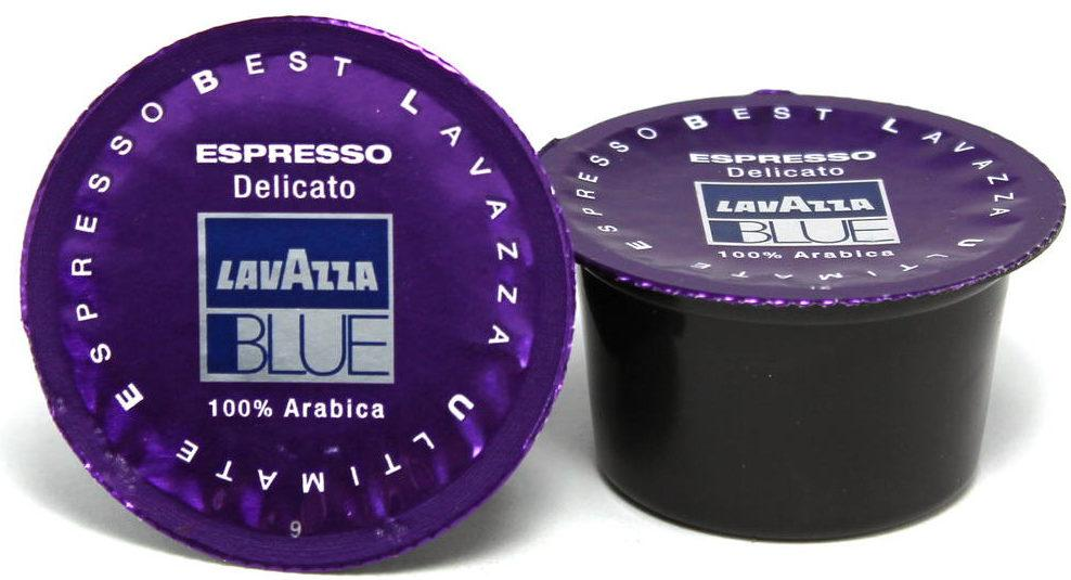 Lavazza Blue Espresso Delicato