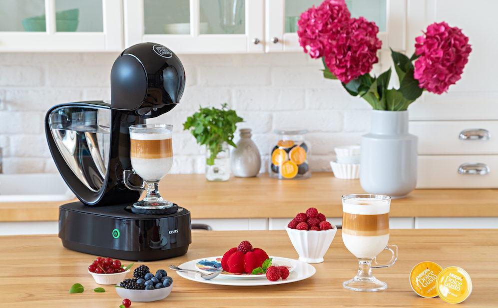как заваривать капсулу с кофем