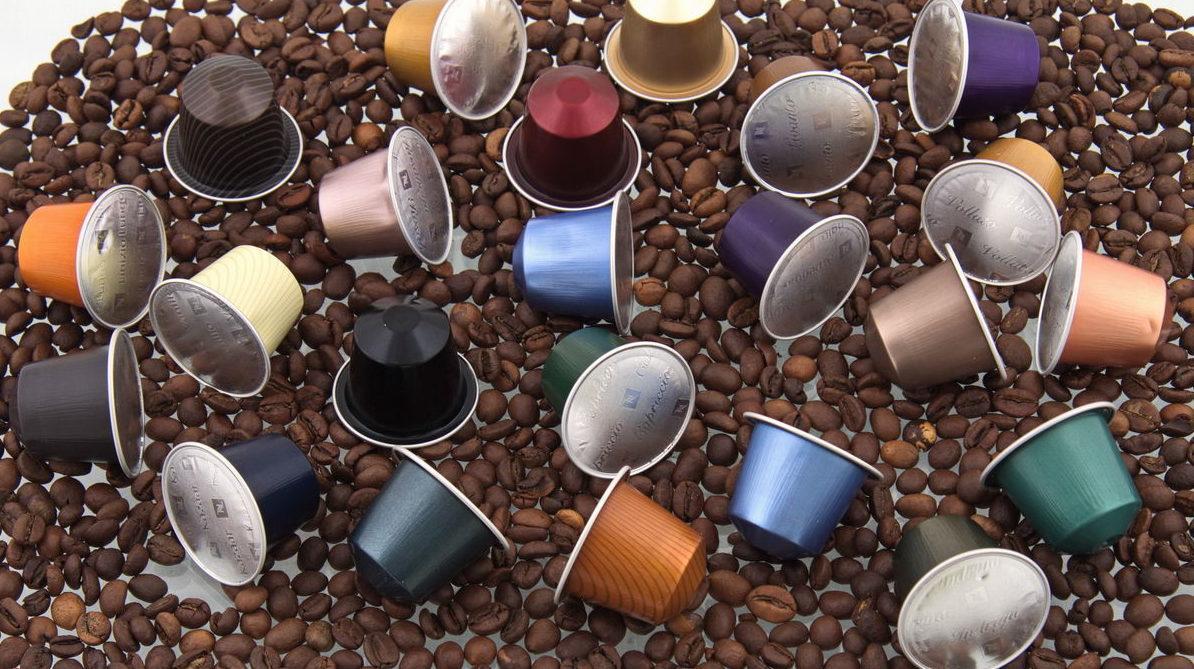 капсулы с кофем