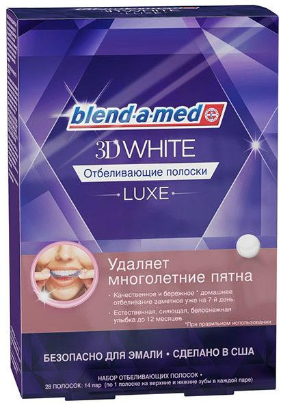 Blend-a-med «3D White Luxe»