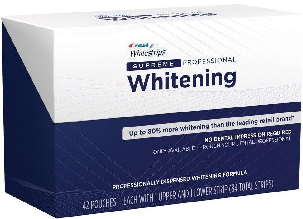 Crest «Supreme Professional Whitening»