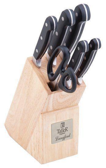 Taller «Langford 5 ножей и ножницы с подставкой»