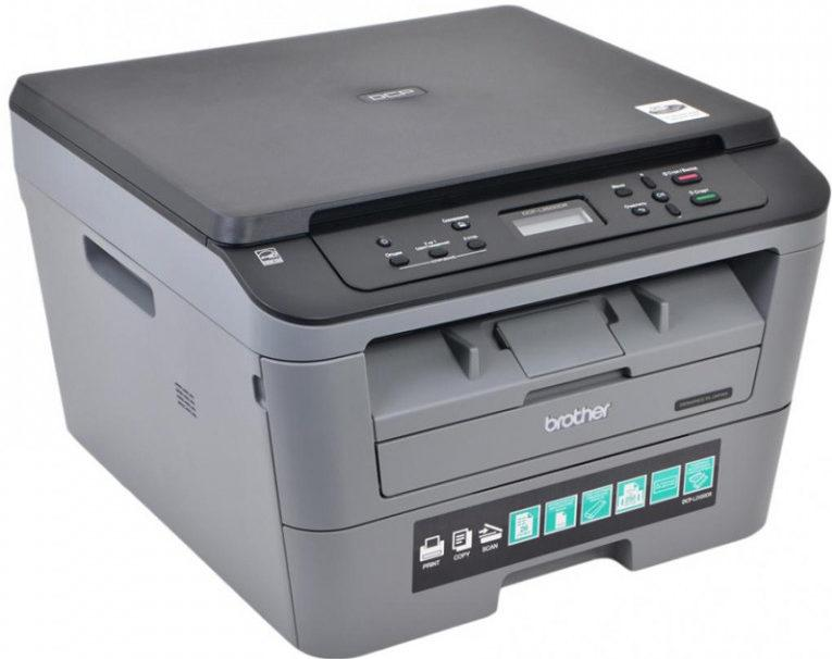 «Brother» DCP-L2500DR