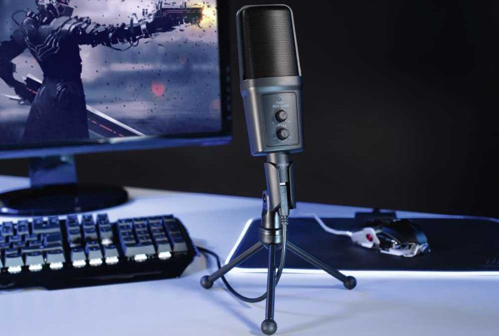 микрофон для стрима