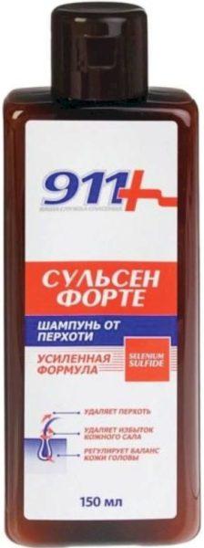 911+ шампунь Сульсен