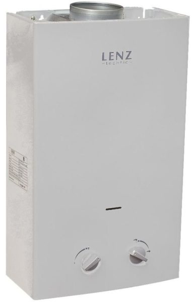 Lenz Technic 10L White