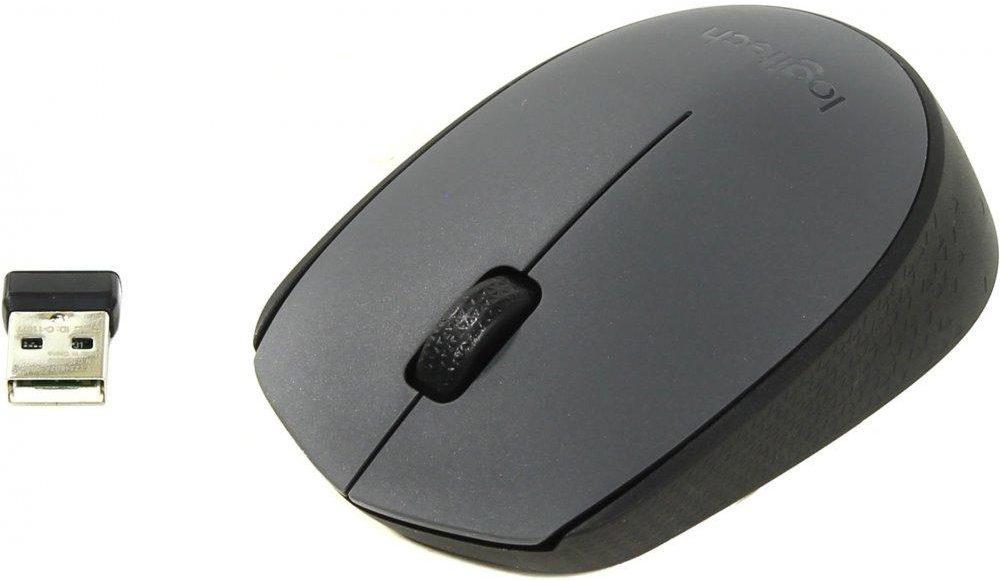 Logitech M170 Wireless Mouse