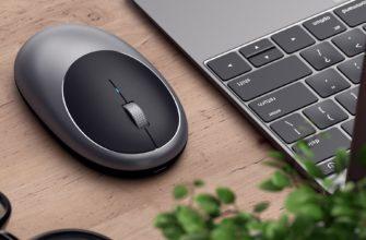 беспроводная мышь для компьютера и ноутбука