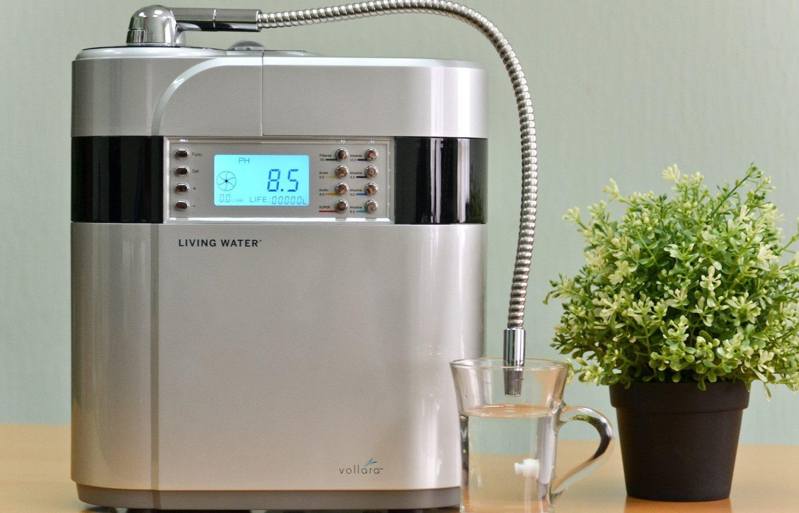 ионизатор воды для дома