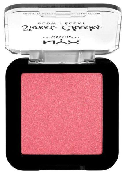 NYX professional makeup Sweet Cheeks Creamy Powder Blush Matte
