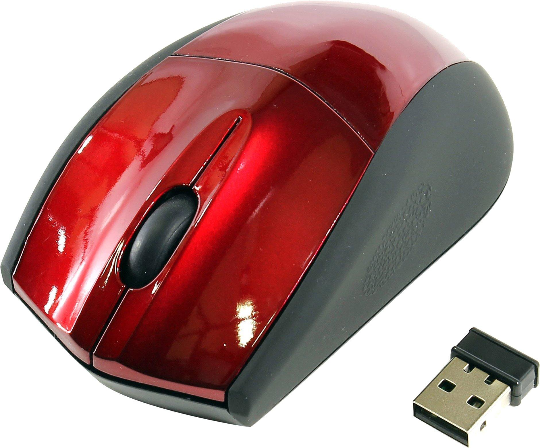 SmartBuy SBM-325AG-R Red
